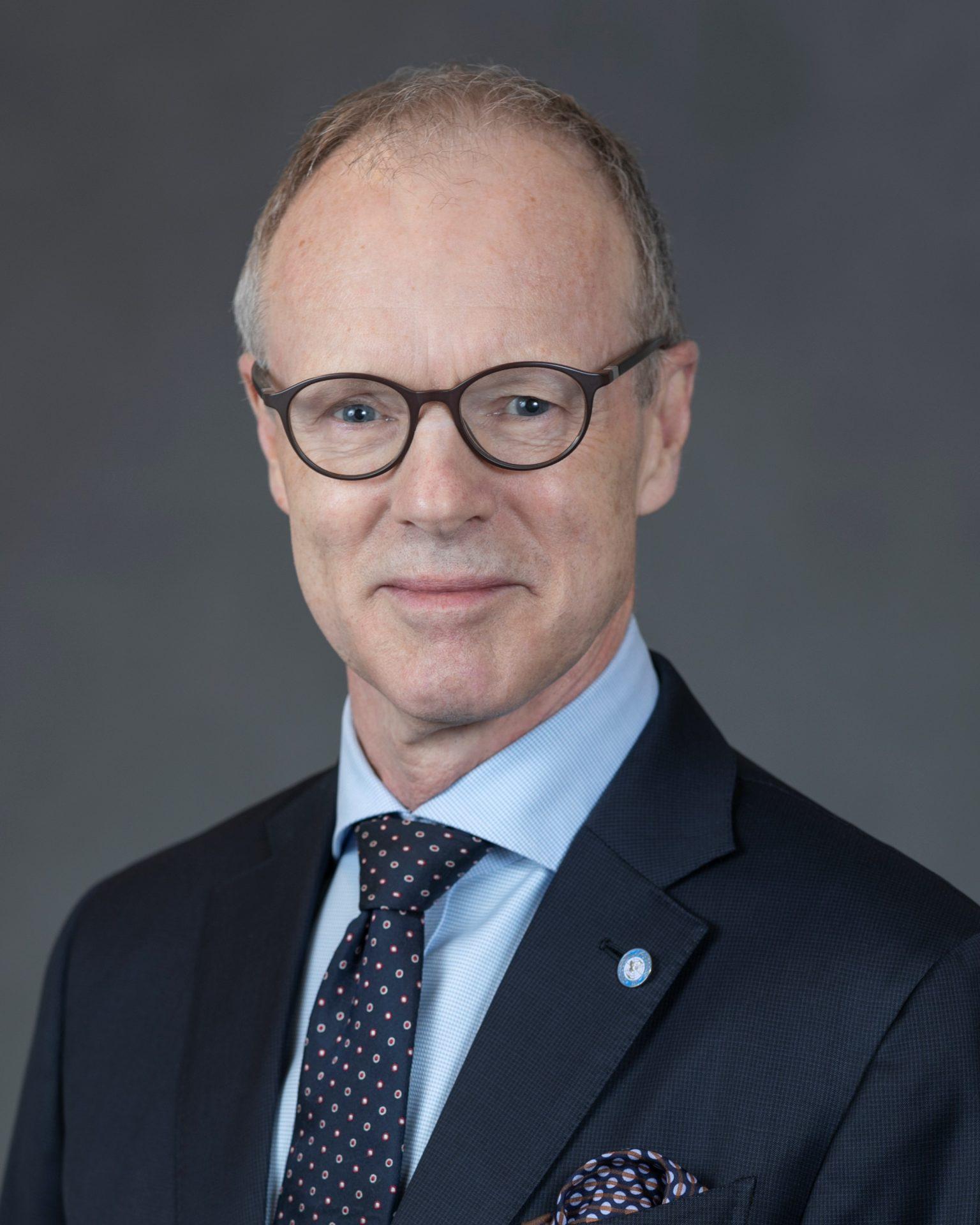Sturla Henriksen, UN Global Compact Special Advisor, Ocean