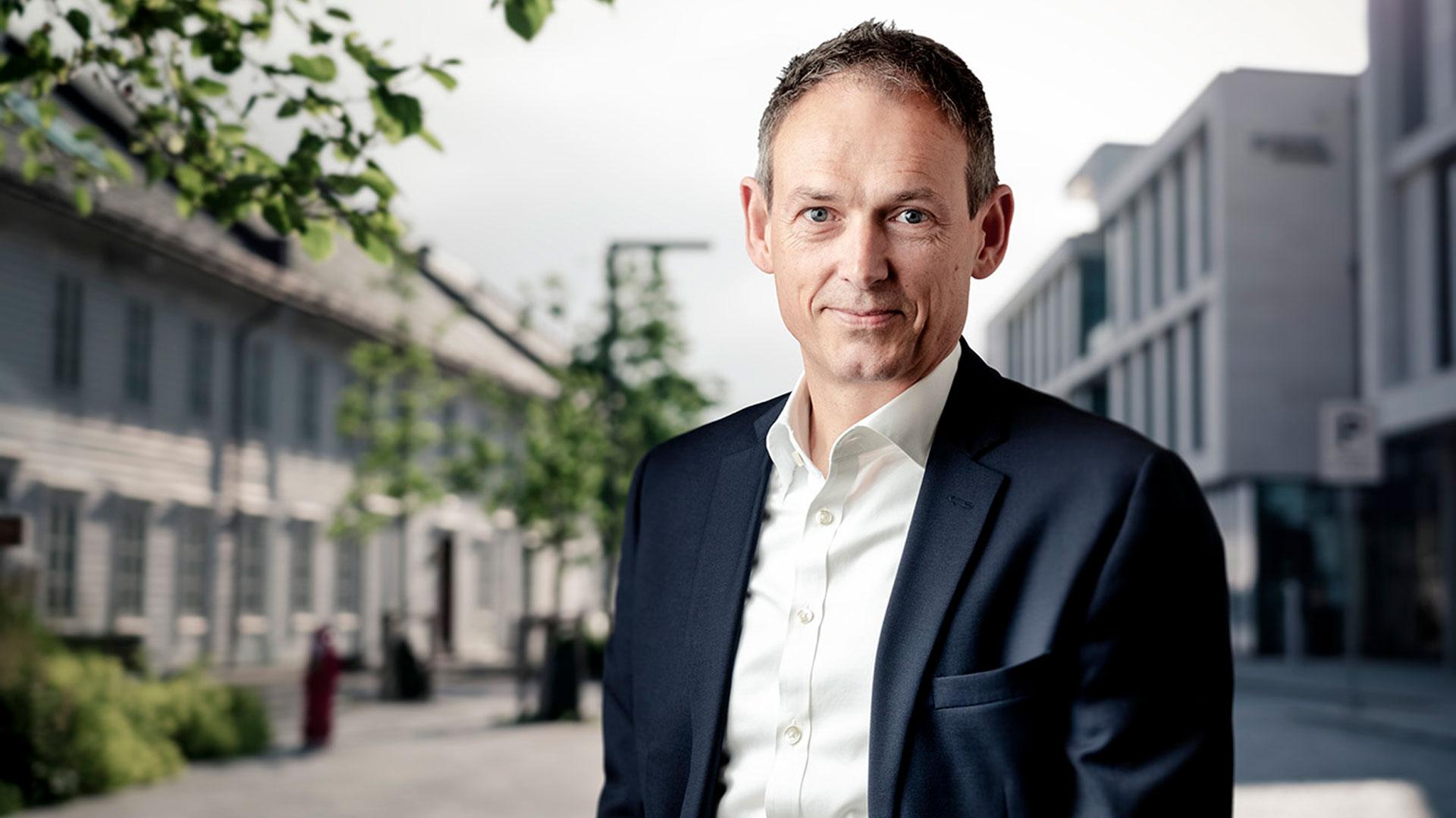 Morten Holum, CEO of Hexagon Purus