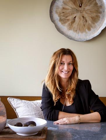 Aina Sollie Steen skal vise oss hvordan vi kan skape personlige og vakre hjem. Foto: Margaret M. De Lange