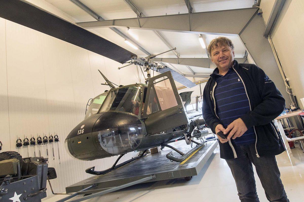 Bli bedre kjent med Stig Bakke på Automessen 2018.