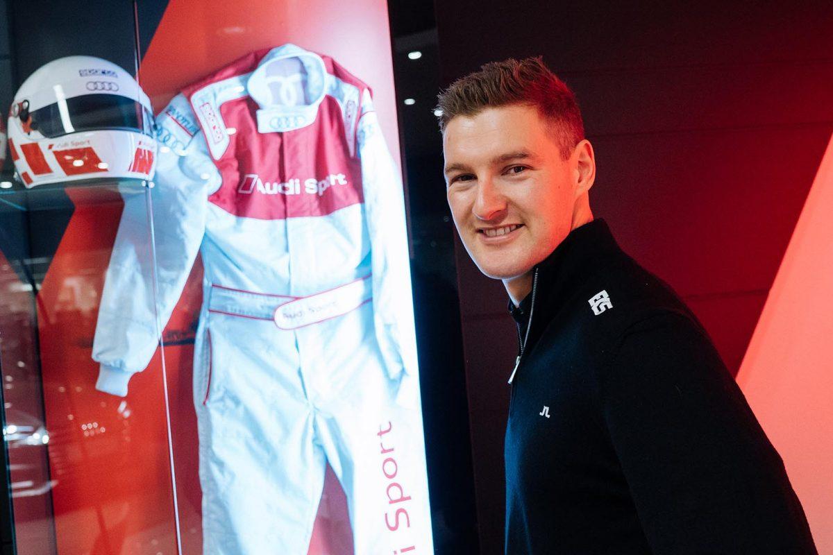Andreas Bakkerud besøker Automessen 2018.