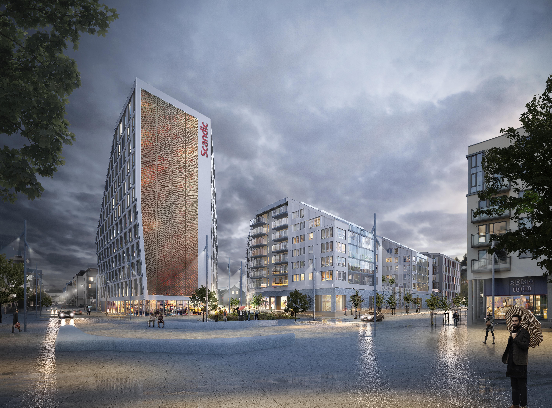Scandic-Lillestrøm_fasade_high-res