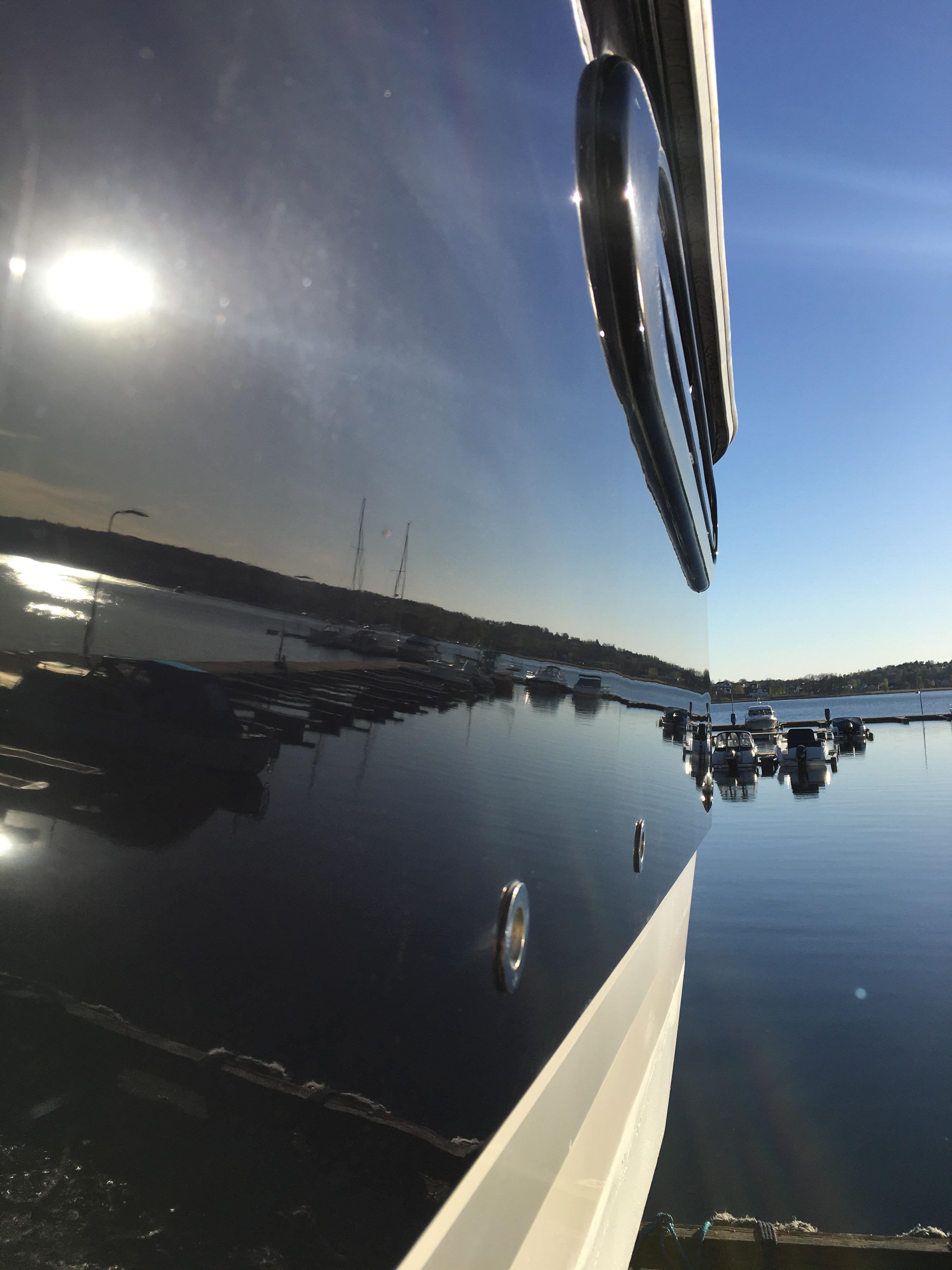 Blank-båt-Fairline-29-Targa-mai-2017