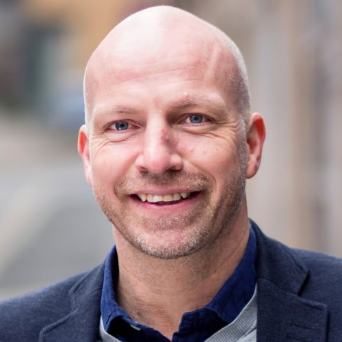 Adm. direktør Gunnar G. Nybø