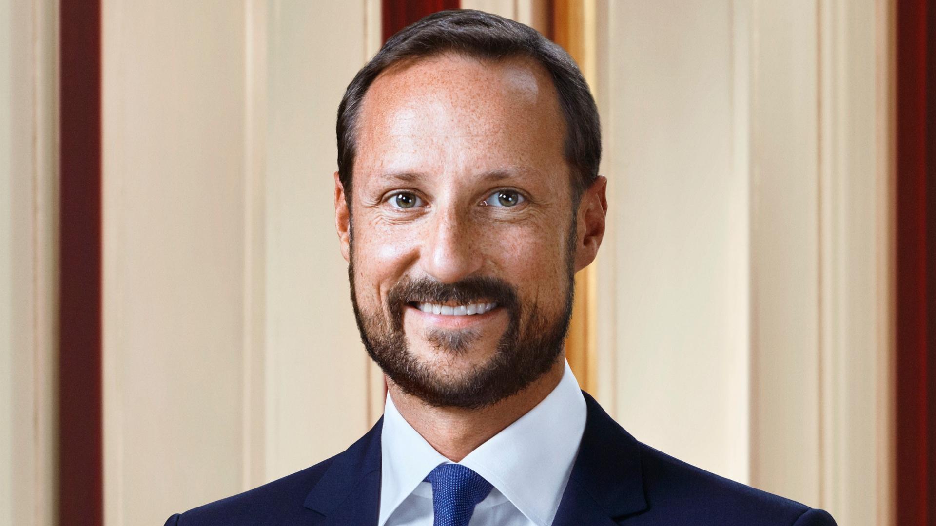 Hans Kongelige Høyhet Kronprins Haakon. Foto: Jørgen Gomnæs / Det kongelige hoff