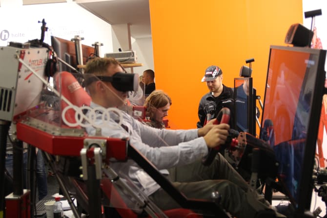 Besøk Prekestolen med VR briller