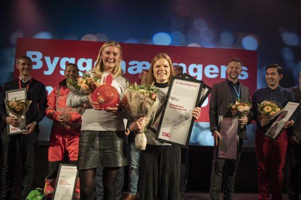Spacemaker vant Byggenæringens Innovasjonspris 2019