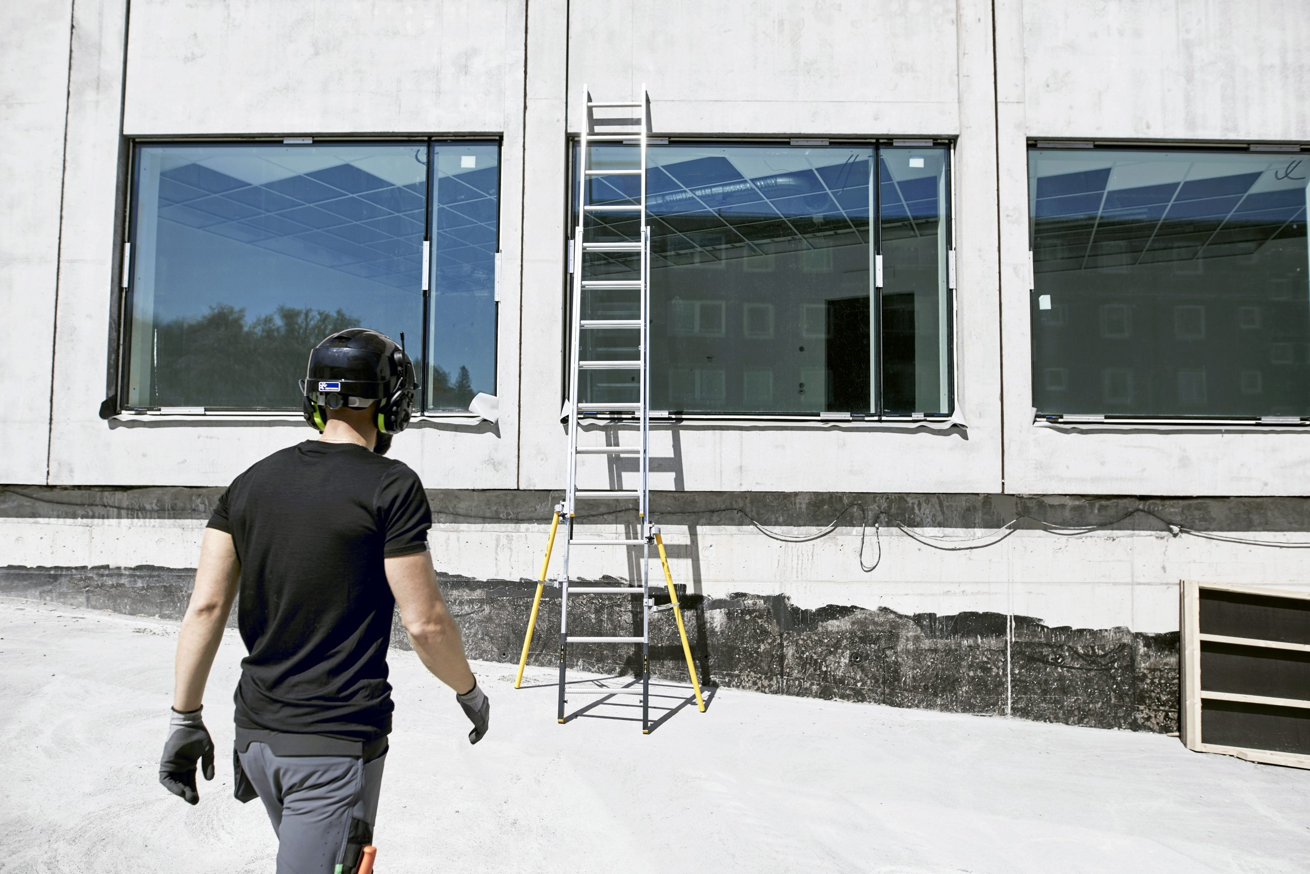 Wibe Ladders PROF+ 6 M