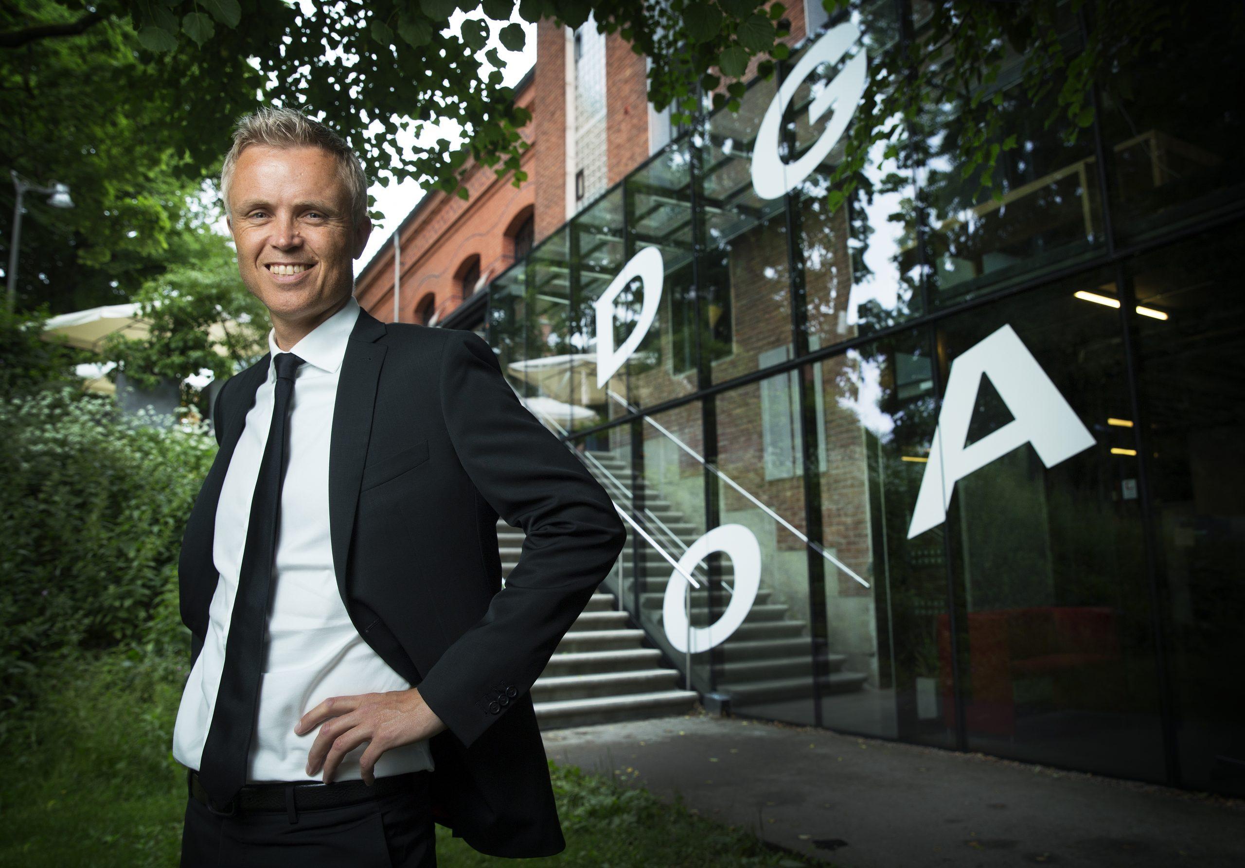 Tor Inge Hjemdal er juryleder i Byggenæringens Innovasjonspris 2021