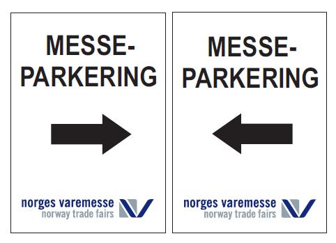 Messe-parkering