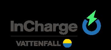 InCharge Vattenfall logo