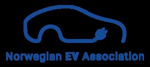 Norwegian EV Association logo