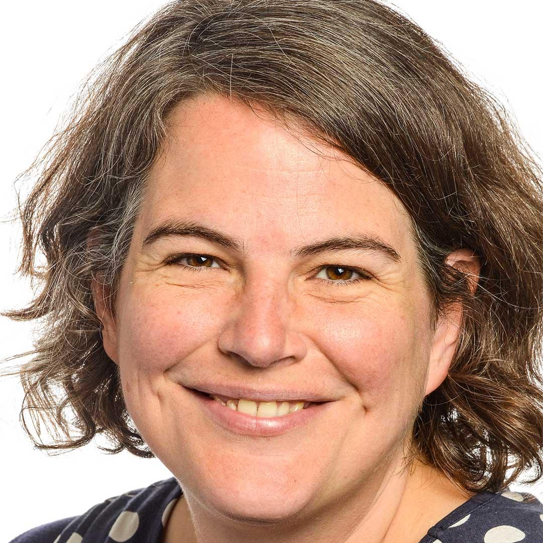 Portrait of Judith Kirton Darling