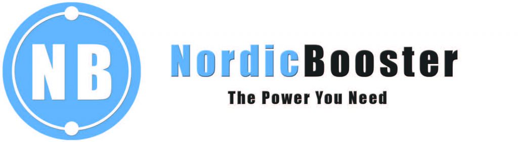 Nordic Booster logo