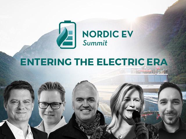 Keynotes Nordic EV Summit