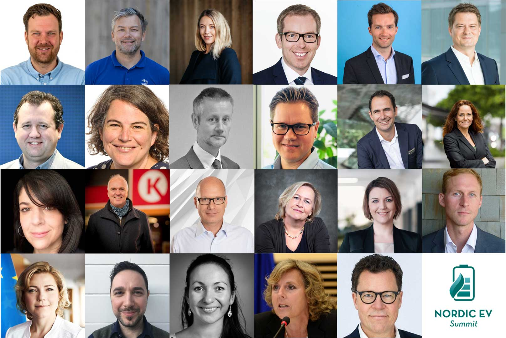 Keynote speakers EV Summit 2021